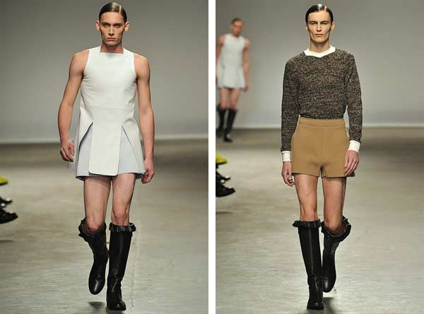 J.W. Anderson - London Collections: Men 2013 - 9