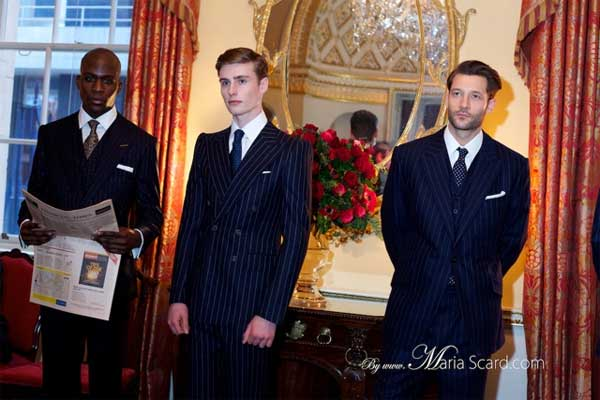 Savile Row - London Collections Men 2013 - 1
