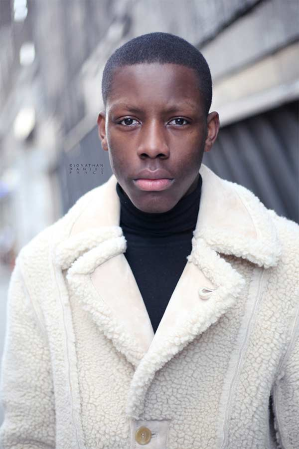 Another Garcon - faces at London Collections Men