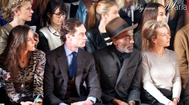 London Fashion Week – Suits, Hats, Shoes and Man Bags
