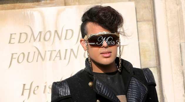 London Fashion Week 2013 - Men's Hairstyles