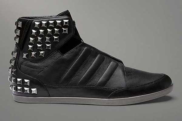 adidas Y 3 Honja black studs