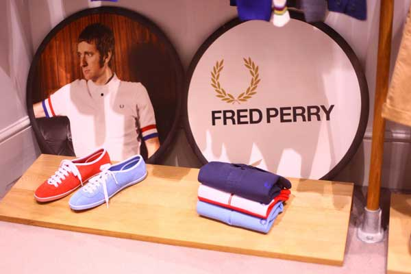 Fred Perry - 2013 collection