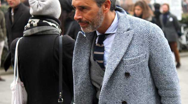 Grey for Men – Are You Feeling a Tad Grey