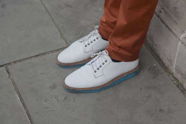 white trainers for men 2013