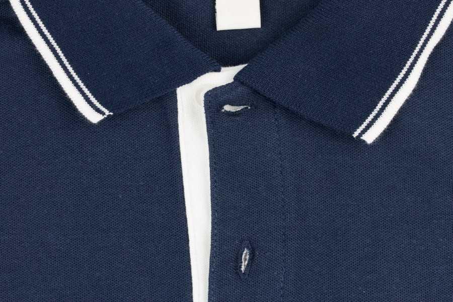 Navy Blue Polo Shirt