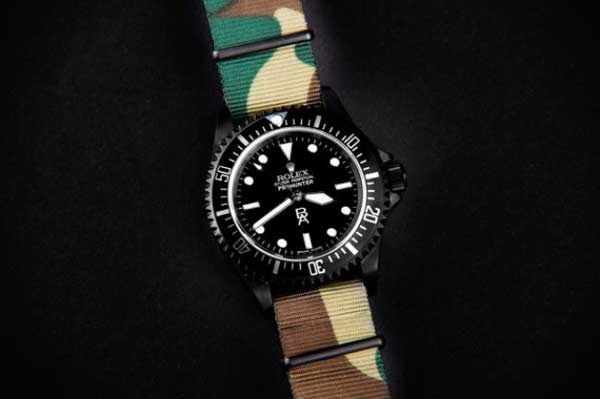 Rolex Military Submariner-by Prohunter BLENDER AGENCY