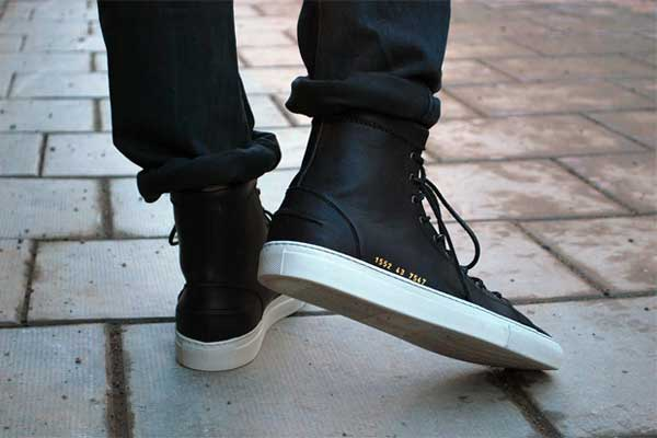 Common Projects Achilles Hi