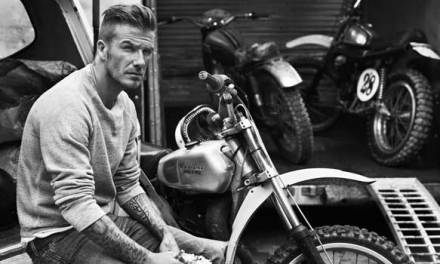 David Beckham – Go It Alone in Men's Fashion