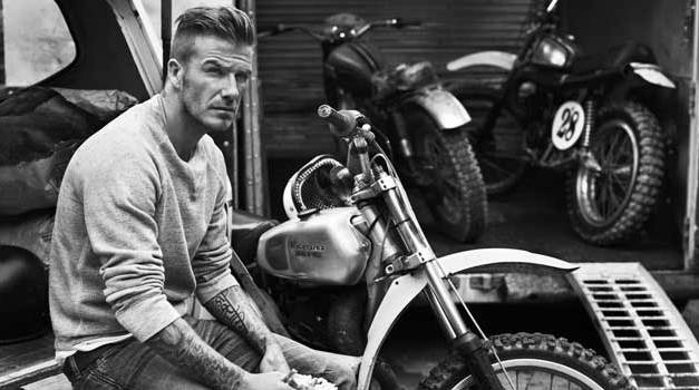 David Beckham – Go It Alone in Men's Fashion