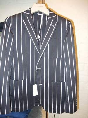 jigsaw for men 2013 Boating Stripe Blazer (2)
