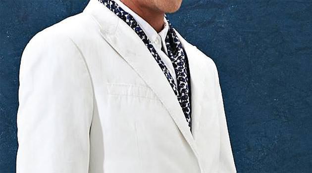 Jigsaw Men – Linen Suits, Blazers & Stripes