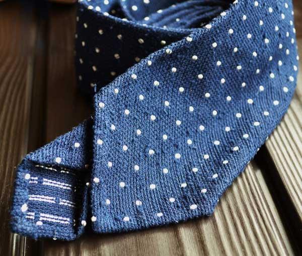 Raw silk - Grenadine ties