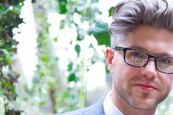 Darren Kennedy Interview – TV Presenter Fashion Sense Tips