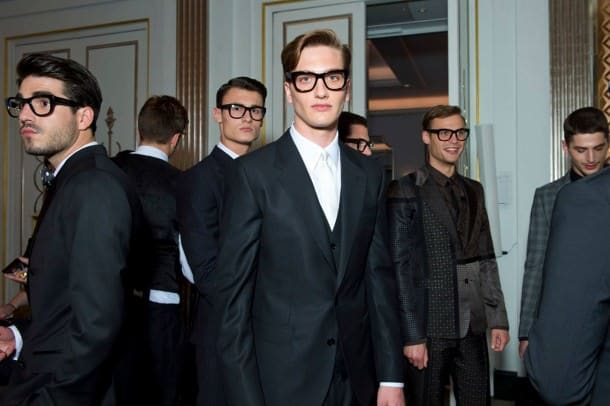 Dolce & Gabbana Store Opening - Bond Street London - London Collections Men