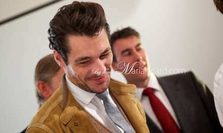 David Gandy Interview – His Overview of London Collections: Men