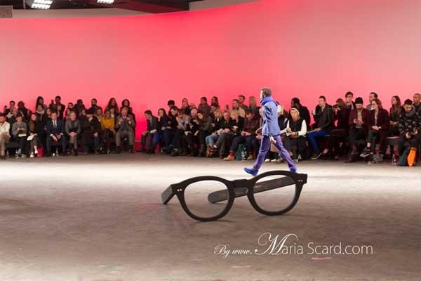 London Collection men catwalk - Oliver Spencer