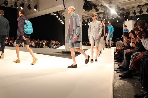 YMC Spring Summer 2014 – Minimalism & Block Colours