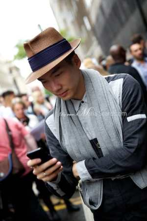 Scarves for men 2013 and fedora hats