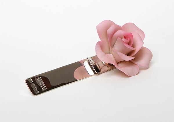 ButtonHoles - Boutonniere Pink Rose