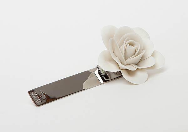 ButtonHoles - Boutonniere White Rose For men