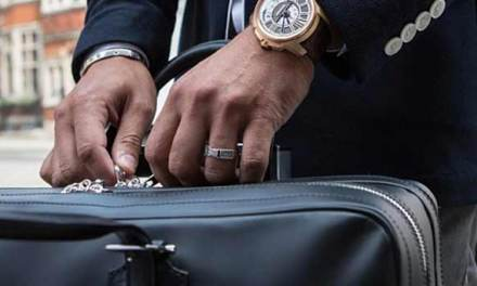 Men's Bags – The Thin Line Between a Handbag and a Manbag.