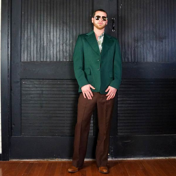 Emerald 1970 Blazer jacket