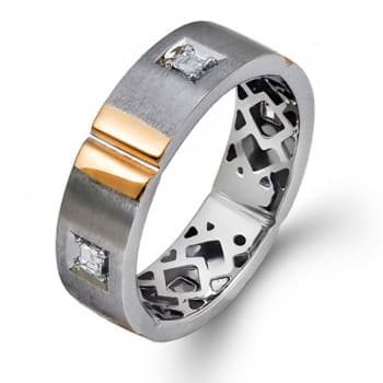 Genesis Diamonds Diamond wedding rings for men