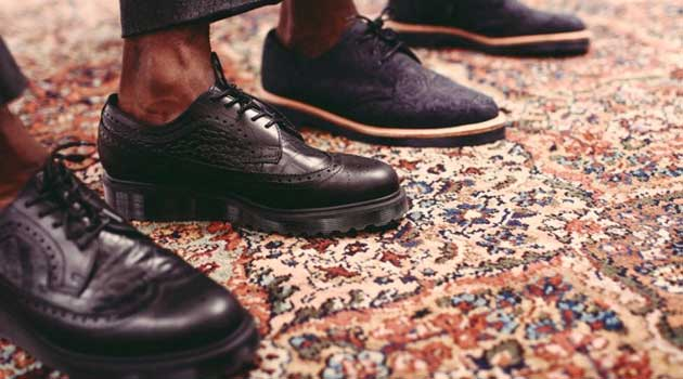 Brogues – Three Hot Pairs For Your Feet