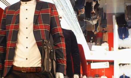 Men's Fashion Winter 2013: Tartan Style Guide