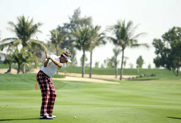Ian-Poulter - Golf Wear