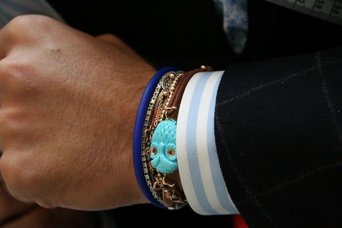Men's Bracelets – Show Some Wrist Fashion