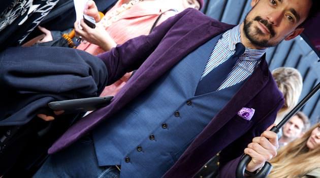 MenStyleFashion Umbrella –  Street Style Tips