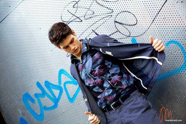 Sam Way- JIGSAW Menswear 2014