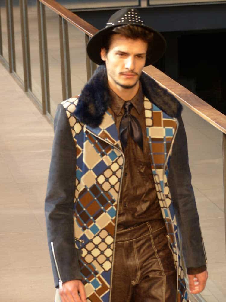 Selim de Somavilla - Autumn Winter 2014 Collection