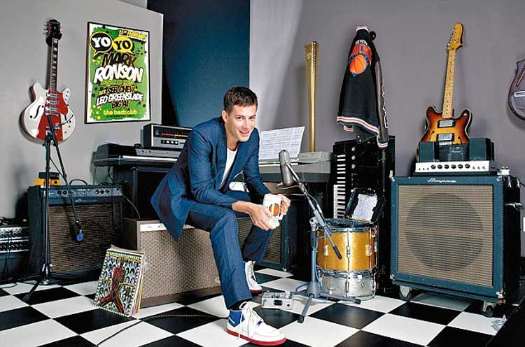 Mark Ronson - Famous DJ