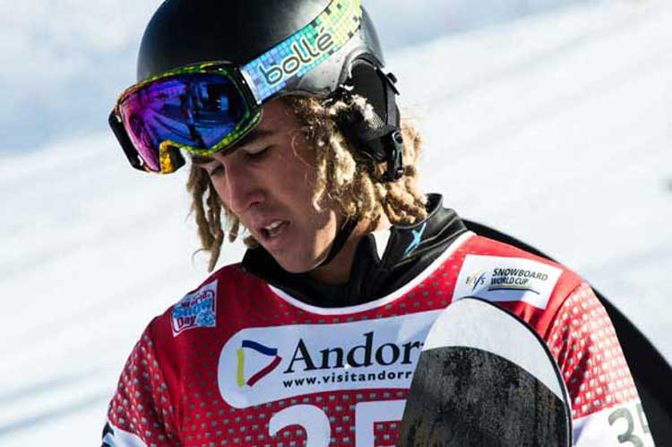 2014 FIS Snowboard World Cup, live from the mountains of Andorra (2)