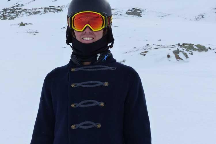 Cam Bolton - Snowboarder Cross Sochi 2014 (1)