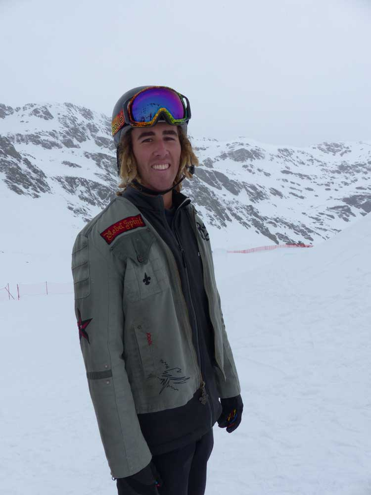 Cam Bolton - Snowboarder Cross Sochi 2014 (4)