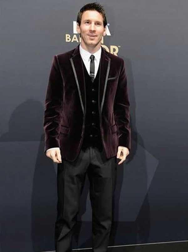 Leo Messi - Dolce & Gabbana (9)