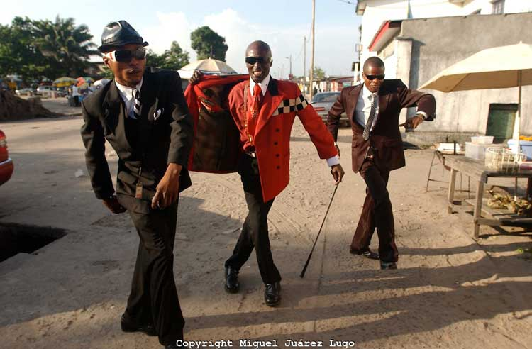Sapeurs De Congo - How To Incorporate Their Style (2)