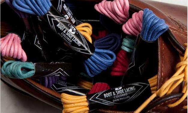 Shoe Laces – Step Into Colour