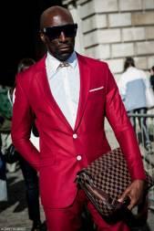 London Fashion Week 2014 - MenStyleFashion Street Photography (32)