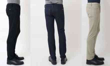 The Smart Jean – Looks of a Jean & Comfort of Sweat Pants