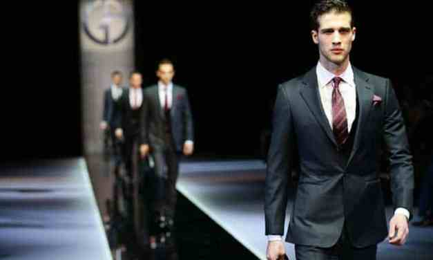 Walk the Walk – Guide To Male Catwalk Choreography