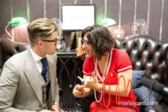 Darren Kennedy - TV Presenter interview Gracie Opulanza 2014 (1)