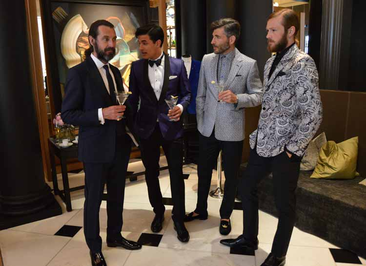 Duchamp – Spring Summer 2015 Menswear Collection