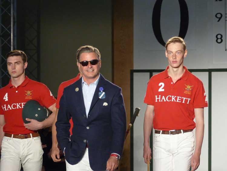Hackett London – Sport Style Fashion
