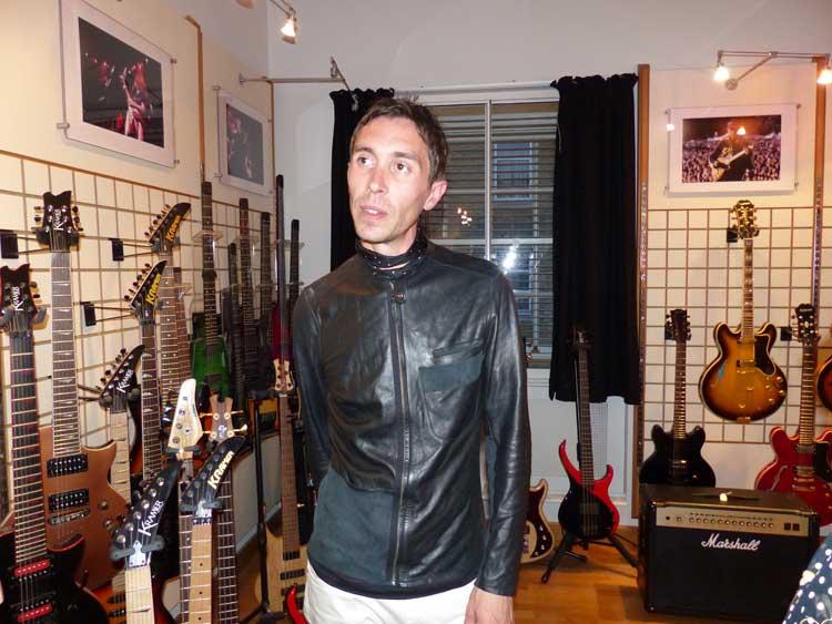 Liam Gallagher - Pretty Green menswear label (1)