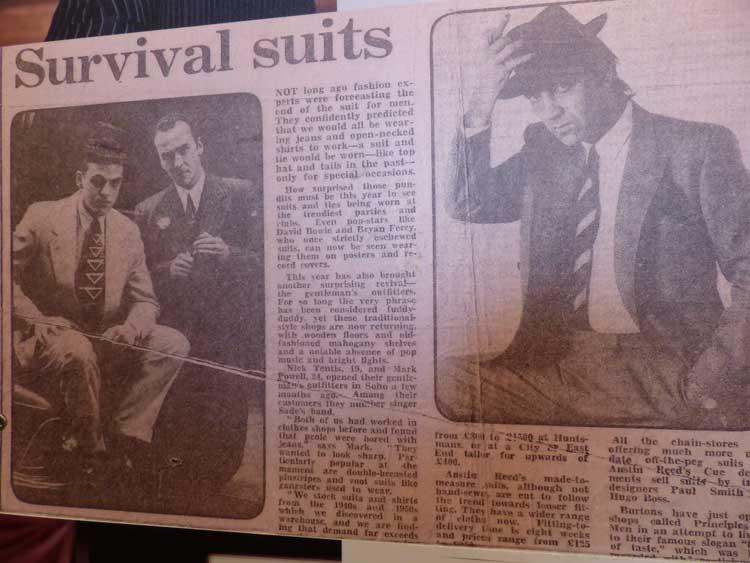 Mark Powell – Britain's Best Bespoke Tailor
